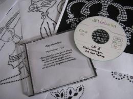 Motivvorlagen Strass Vorlagen CD
