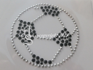 Clear Wholesale 10mm Round Crackle Glass Beads G8103-20 50 Or 100PCs