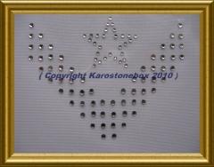 Hotfix Strassbild Abzeichen Stern Orden  101107