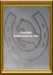 Hotfix Glück Springpferd - Hufeisen Farbwahl 110311