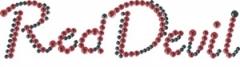 Schriftzug Red Devil  090615-02da