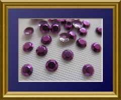 720 Studs 3mm Dark Purple