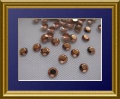 1440   Chatonrosen 4 mm Kupfer