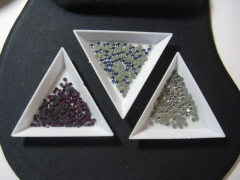 3 x Dreieck Sortiebox