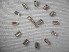 40   Strass-Formen Rechteck 5 x 3 mm